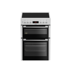 Blomberg HKN65W 60Cm Double Oven Electric Cooker