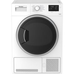 Blomberg LTK28021W White Condenser Tumble Dryer