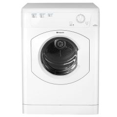 Hotpoint TVHM80CP UK 8Kg Vented Tumble Dryer