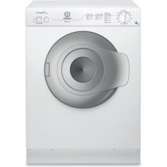 Indesit NIS41V 4Kg Compact Vented Tumble Dryer