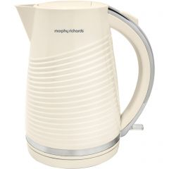 Morphy Richards 108267 `Duna` Cream Kettle