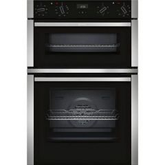 Neff U1ACE2HN0B In Column Electric Double Oven