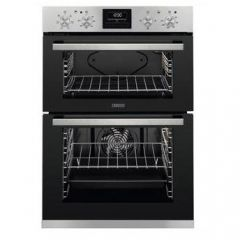 Zanussi ZOA35660XK In Column Electric Double Oven