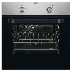 Zanussi ZZB30401XK Single Electric Oven